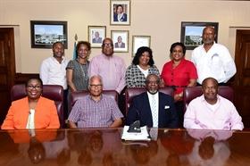 Bimini Complex Contract Signing