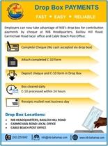 Drop Box Payment