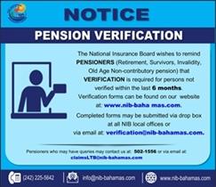 Pension Verification
