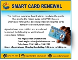 SMART CARD RENEWAL
